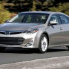 Avalon: Toyota's magic carpet ride