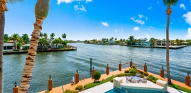 South Florida Homes with Room for a Yacht