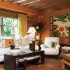 Splash of orange can add zest to a room