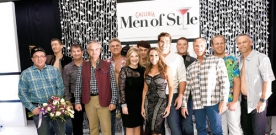 Photo Op: The Galleria's 'Men of Style'