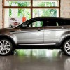 Land Rover Evoque Test Drive