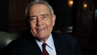 Dan Rather speaks on Parkland, civic duty