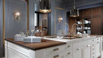 How to clean up home kitchen design