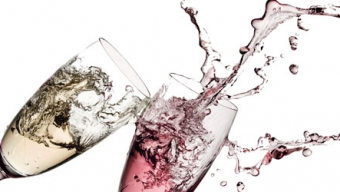 The days of wine & rosé champagnes